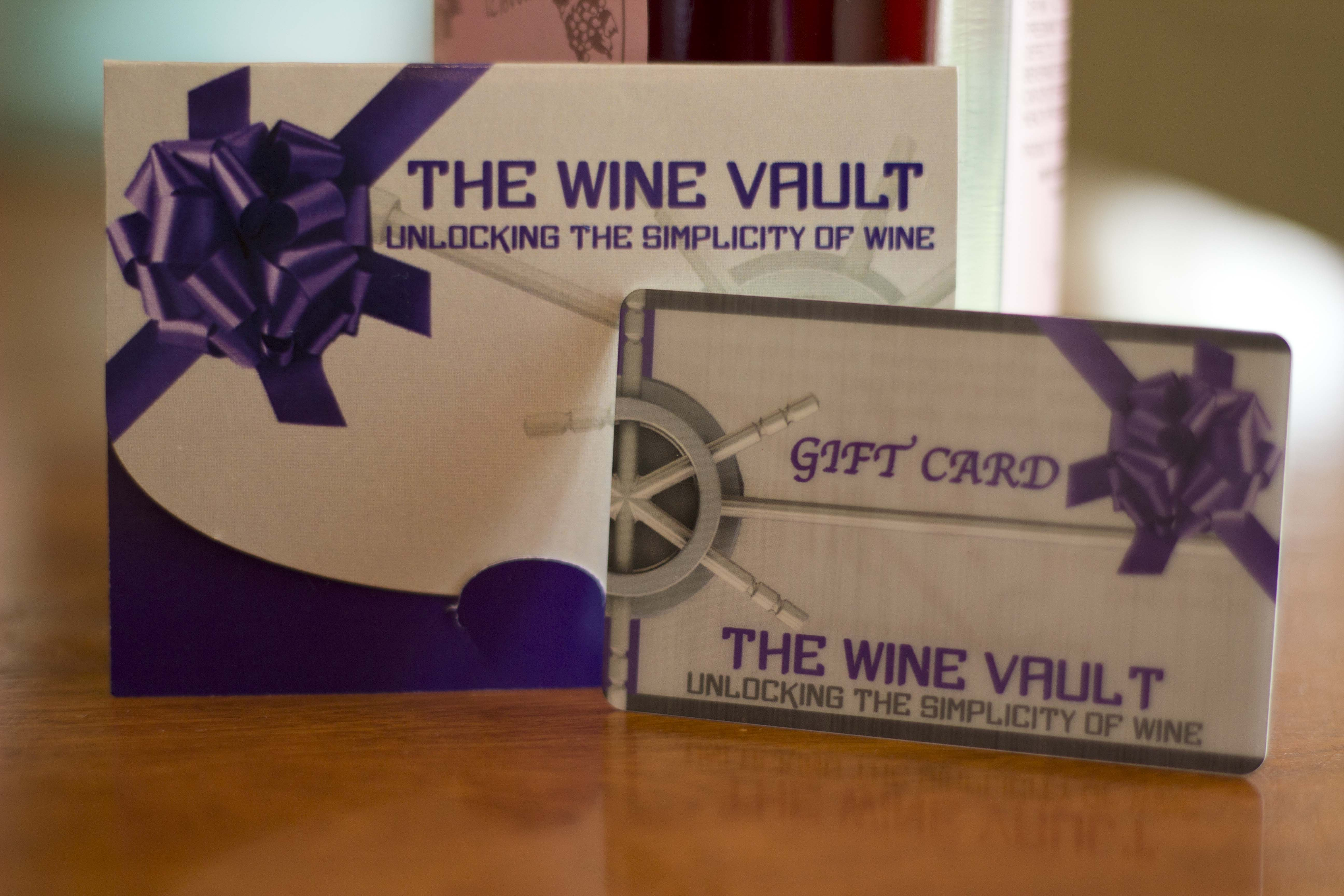 Gift Cards | The Wine Vault